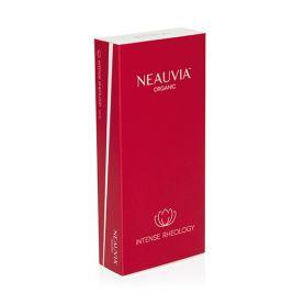 LOT DE 10 BOITES NEAUVIA ORGANIC INTENSE RHEOLOGY (1x1ml)
