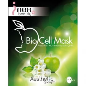 INEX BEAUTY BIO CELL  MASK  /5 AESTHETIC GROUP