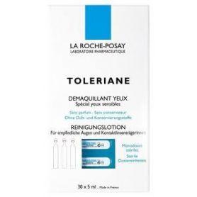 LA ROCHE-POSAY TOLERIANE RESPECTISSIME DEMAQUILLANT YEUX 5 ml /30