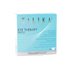 TALIKA EYE THERAPY PATCH CONTOUR DES YEUX (6 patchs+ 1 étui)