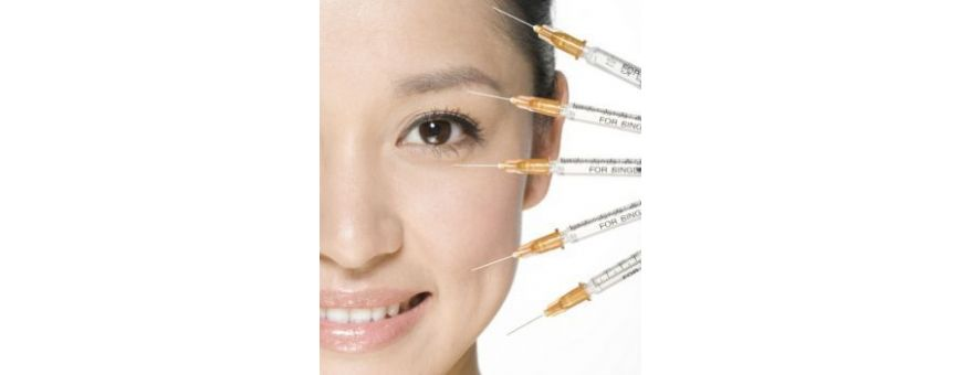 RESTYLANE INJECTION AREAS