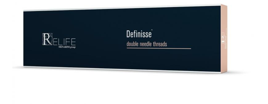 DEFINISSE DOUBLE NEEDLES