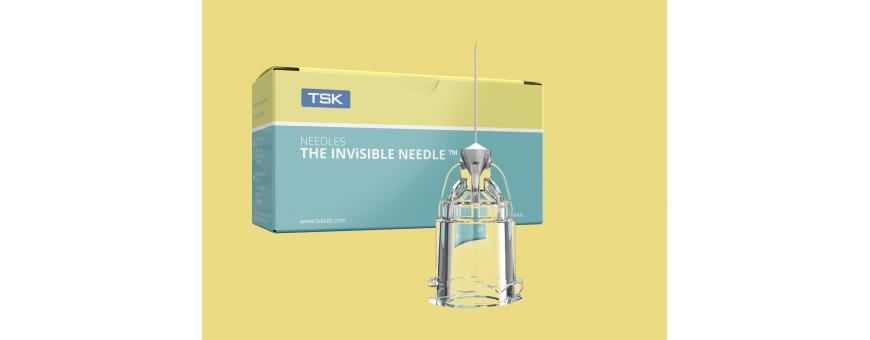 TSK INViSIBLE NEEDLE