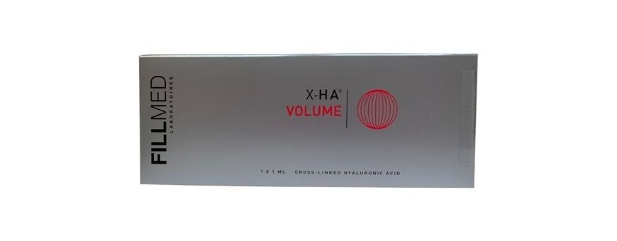 X- HA VOLUME NEW BOX